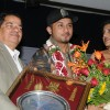Honey Singh unveils the book 'Top 100 Celebrity Brands'