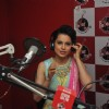 Kangana Ranaut promotes Queen at FEVER FM Studios
