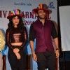 Jackky and Neha in a carnival mood at the Promotions of 'Youngistan'
