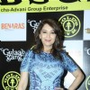 Madhuri Dixit promotes 'Gulaabi Gang' at Gold's Gym