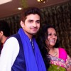 Vishal Singh was seen at Jay Soni's Wedding