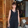 Aditi Rao Hydari at Harsh Gupta's latest collection launch