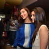 Alia Bhatt and Sophie Chowdhary at the screening of Highway