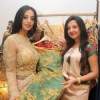 Mahie Gill checks out Amy Billimoria's collection