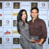 Ashlesha Savant and Sandeep Baswana was at Amore Celebration and Events Launch Night