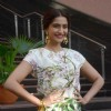 Sonam Kapoor was seen at the Promotions of Bewakoofiyaan