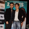 Karan Johar and Sajid Nadiadwala were seen at the Trailer launch of 2 States
