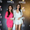 Pratyusha Banerjee and Kamya Punjabi were seen at the IAA Awards and COLORS Channel party