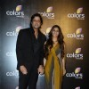 Armaan Kohli and Tanisha Mukherjee were at the IAA Awards and COLORS Channel party