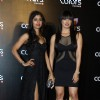 Sayantani Ghosh at the IAA Awards and COLORS Channel party