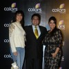Ayub Khan and Pragati Mehra were at the IAA Awards and COLORS Channel party