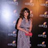 Urvashi Dholakia was at the IAA Awards and COLORS Channel party