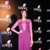 Sonam Kapoor at the IAA Awards and COLORS Channel party