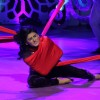 Shakti Mohan performs at the 'No More Kamzor' event