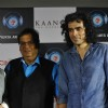 Subhash Ghai and Imtiaz Ali at the Trailer launch of film Kaanchi - The Unbreakable