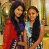 Kanchi Singh with Rajan Shahi's daughter