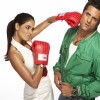 A still image of Genelia Dsouza and Fardeen Khan | Life Partner Photo Gallery