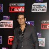 Mohit Raina was seen at the HT Mumbai's Most Stylish Awards