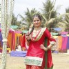 Neha Bagga at Colors Holi Party
