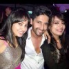 Surbhi Jyothi with Asha negi and Ravi Dubey