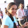Tara Sharma was seen at the DNA 'I Can' Women's Half Marathon 2014