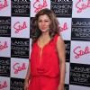 Hard Kaur was at the Stoli Lounge at Lakme Fashion Week