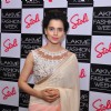 Kangana Ranaut was seen at the Stoli Lounge at Lakme Fashion Week
