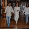 Madhuri Dixit was seen at Sanjeev(Bobby) Chawla's Prayer Meet