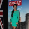 Tara Sharma at the launch of the Bollywood themed travel app by VisitBritain
