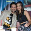 Promotions of Bewakoofiyaan at Cafe Coffee Day