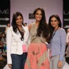 Jade with their Show Stopper Lisa Haydon on Lakme Fashion Week Summer Resort 2014 Day 3