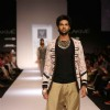 Purab Kohli in a Lalit Sengar outfit on Lakme Fashion Week Summer Resort 2014 Day 3