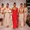 Mrinalini Chandra's creation on Lakme Fashion Week Summer Resort 2014 Day 3
