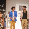 Purab Kohli with Lalit Sengar on Lakme Fashion Week Summer Resort 2014 Day 3