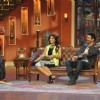 Promotion of Dishkiyaoon on the sets of Comedy Nights with Kapil