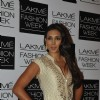 Preeti Desai was seen at Lakme Fashion Week Summer Resort 2014 Day 4