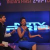 Priyanka Chopra was seen at the launch of NDTV's first 2-in-1 channel