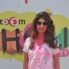 Aishwarya Sakhuja was at the Zoom Holi Party