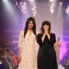 Priyanka Chopra and Neeta Lulla at the Lakme Fashion Week Summer Resort 2014