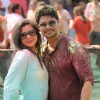 Sambhavna Sheth at the +91 Holi Reloaded, A Dance Music Holi