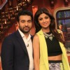 Raj Kundra and Shilpa Shetty on Comedy Nights with Kapil