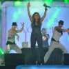 Hard Kaur performs at the Lavasa Woman Drives Awards 2014
