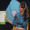 Malaika Arora Khan draws a picture on Captain Tiao