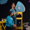 Sadhil and Malaika Arora Khan play lemon in the spoon on Captain Tiao