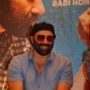 Sunny Deol at the Press Conference of 'Dishkiyaaoon'