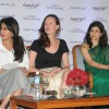 Chitrangda Singh at the announcement of Nanhi Kali