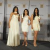 Rituporna Sengupta, Yami Gautam and Mahie Gill pose at the Launch of Pantene's New & Improved range