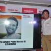 Sachin Tendulkar along with Toshiba launches 'WeAreSachin' campaign