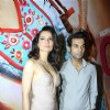 Kangana Ranaut and Rajkummar Rao at the Success Party of Queen