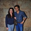 Neelam and Sameer Soni were at the Special screening of O Teri